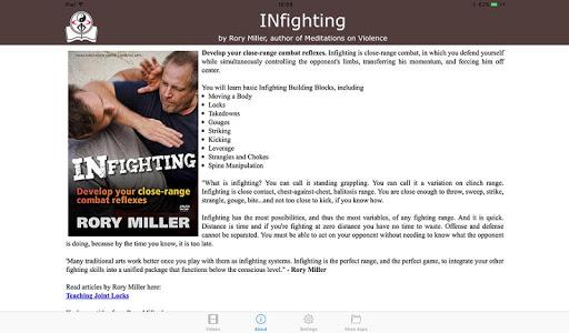 INfighting / Rory Miller