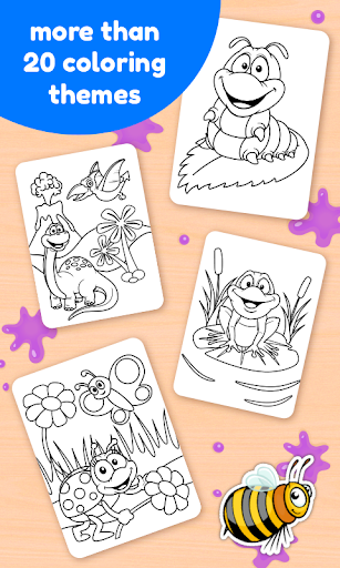 Doodle Coloring Book Screenshot 4