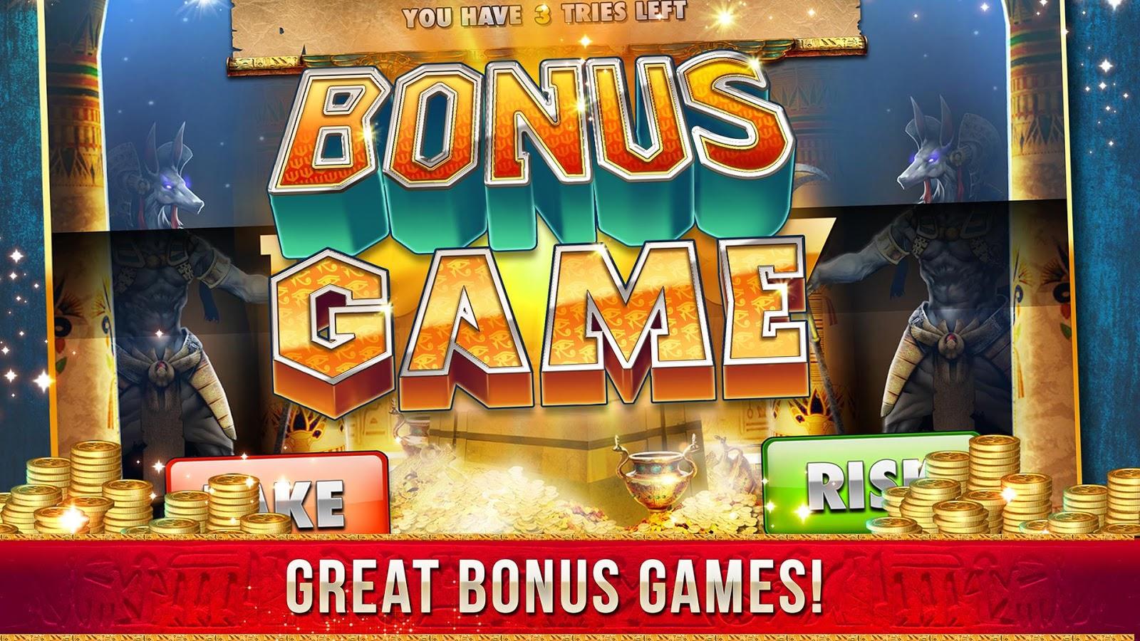 offline casino games slots