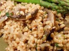 Barley Side Dish Recipe