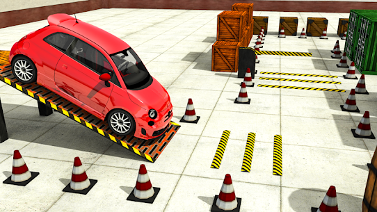 Advance Car Parking Game: Car Driver Simulator 1