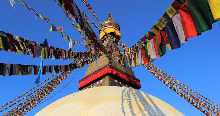 Nepal, colori vividi come i ricordi... di ManuelGoWest