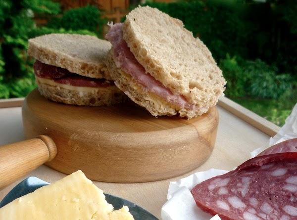 Russian Tea Sandwiches Recipe
