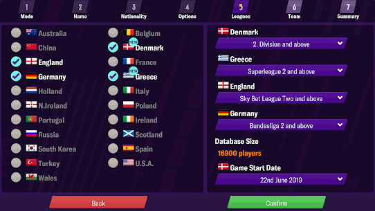 Football Manager 2020 Mobile (MOD, Paid/ Free Shopping) v20.4.0 2