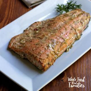 Honey Rosemary Salmon Recipes