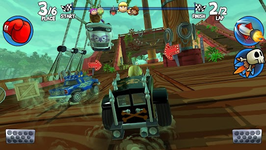 Beach Buggy Racing 2 MOD Apk (Free Shopping) 5
