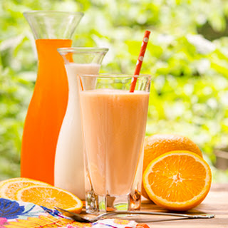 Creamsicle Drink With Orange Soda Recipes