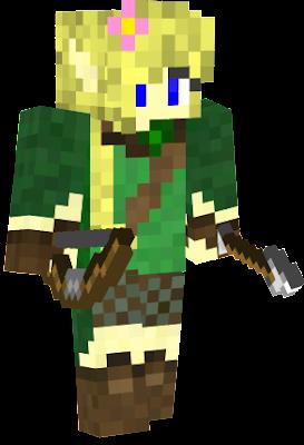 Merielda the elf made by Craftygirl163.
