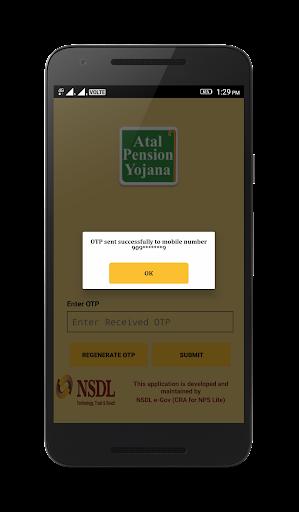 APY and NPS Lite screenshot 2