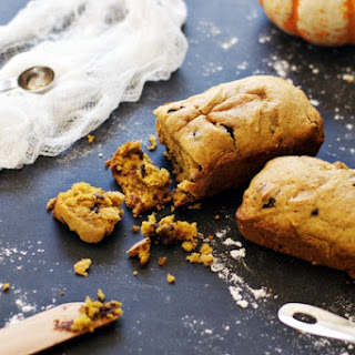 Pumpkin Chocolate Chip Harvest Bread