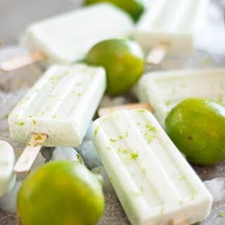 Coconut Lime Desserts Recipes.