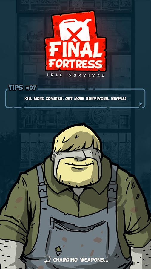 Final Fortress - Idle Survival- screenshot