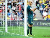 Le gardien de Charleroi Rémy Riou sait à quoi s'attendre face à Alost