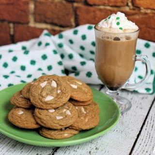 Irish Coffee Cookies