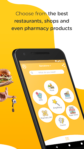 Glovo: delivery from any store 5.3.1 screenshots 2