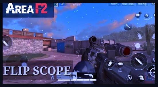 Area F2 Guide Attacker&Defender 4
