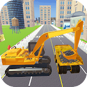 City Road Builder Construction Simulator 2019 (Unreleased) Android APK Download Free By Super Duper Studios