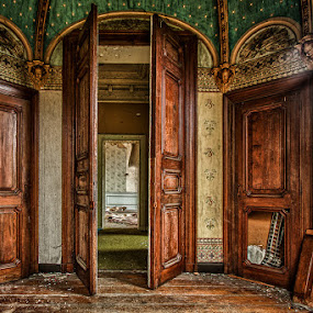 Chateau Rochendaal by Patrick Hendrickx - Buildings & Architecture Other Interior ( pwcopendoors )