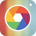 Candy selfie-selfie camera icon