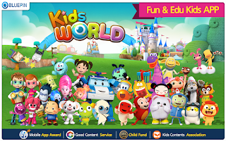 Screenshot of Kids WORLD