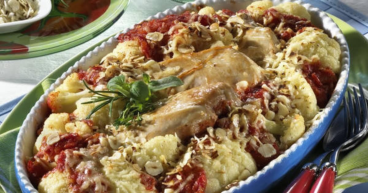 10 Best Chicken Cauliflower Casserole Recipes