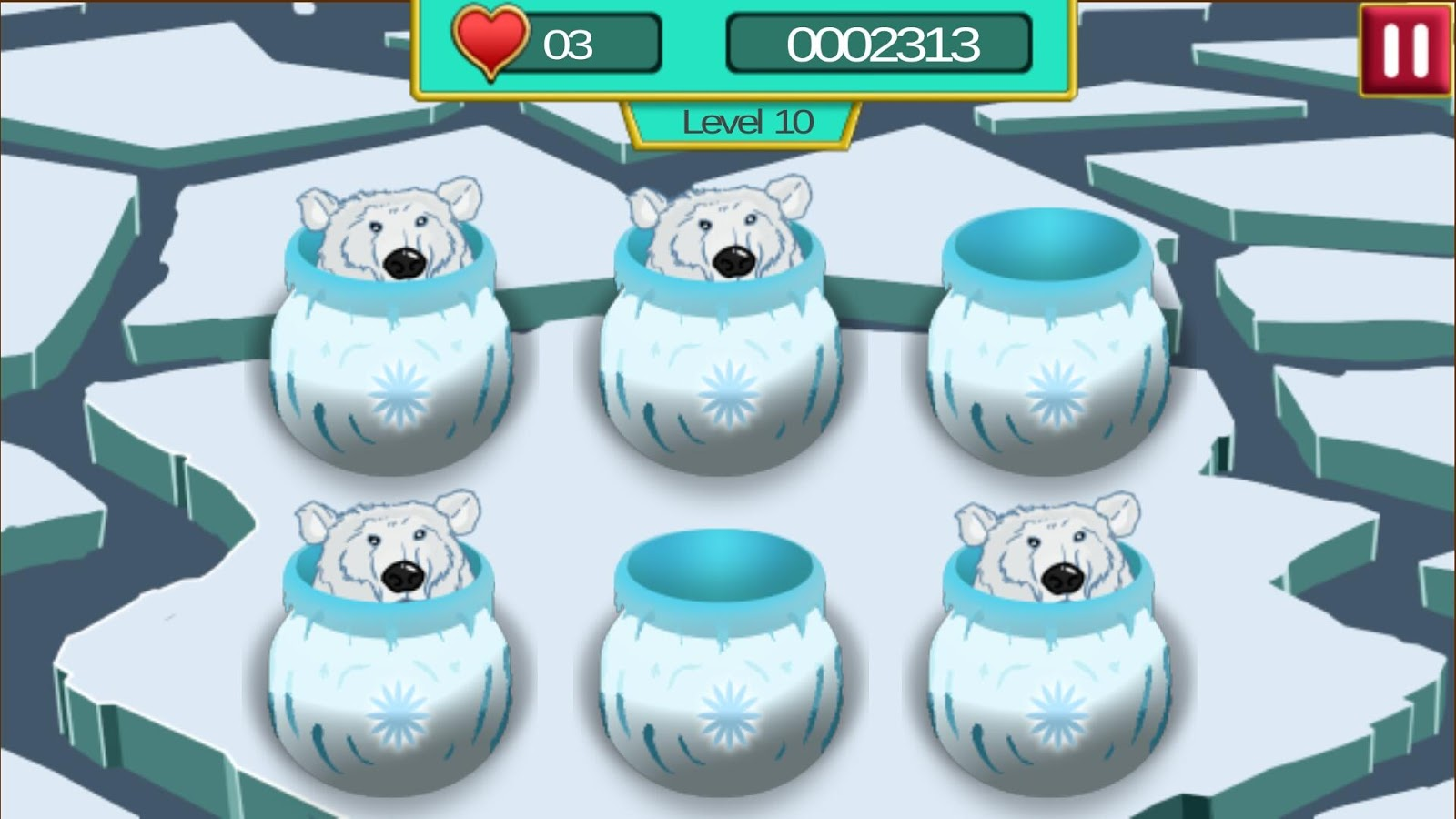 Tap Bears- screenshot