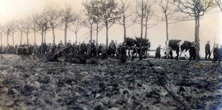 Photo: Boomplantdag ± 1926 Staatsbos