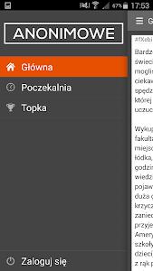 Anonimowe Wyznania screenshot 2