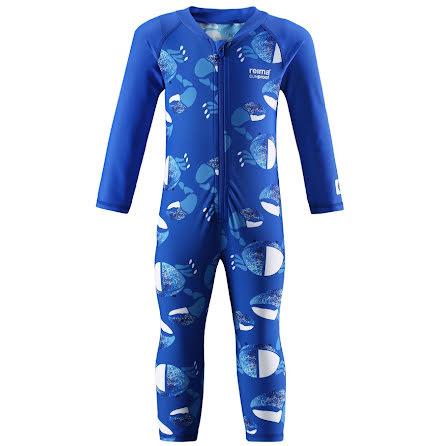 Reima Barn UV-Overall Maracuya, Blue