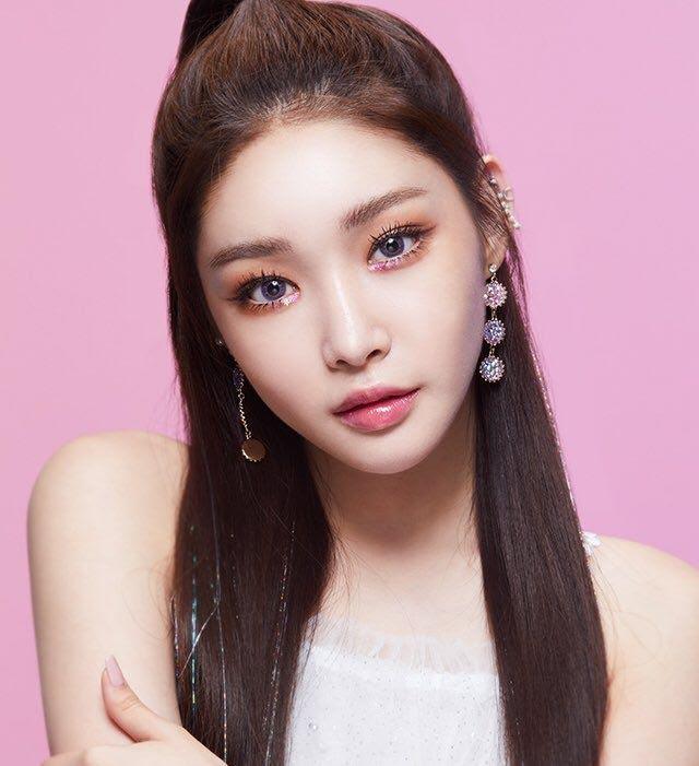chungha makeup 3