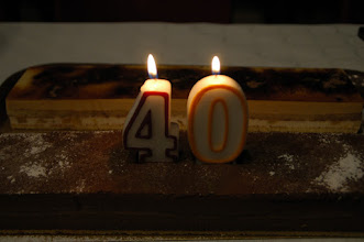 Photo: Les 40...
