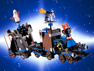 BrickLink - Set 6497-1 : Lego Twisted Time Train [Time Cruisers] - BrickLink Reference Catalog