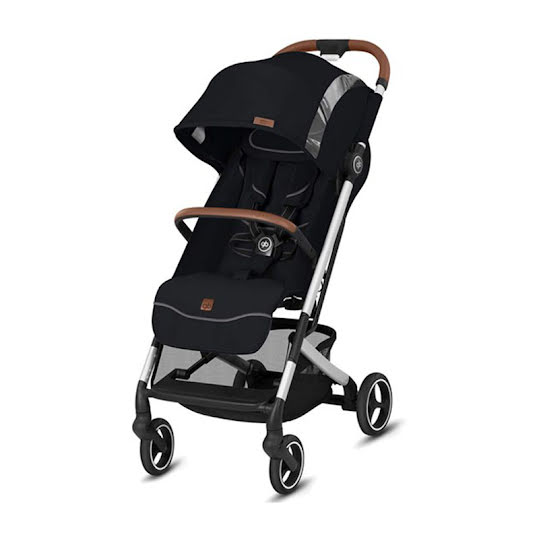 GOODBABY Qbit+ all city barnvagn velvet black