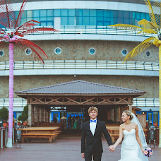 Wedding photographer Igor Zalomskiy (kAIST). Photo of 21.03.2014