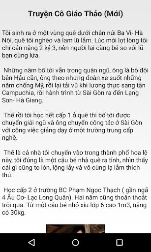 Truyen Co Giao Thao Moi Nhat