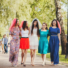 Wedding photographer Elena Smirnova (TheSiren88). Photo of 13.08.2016