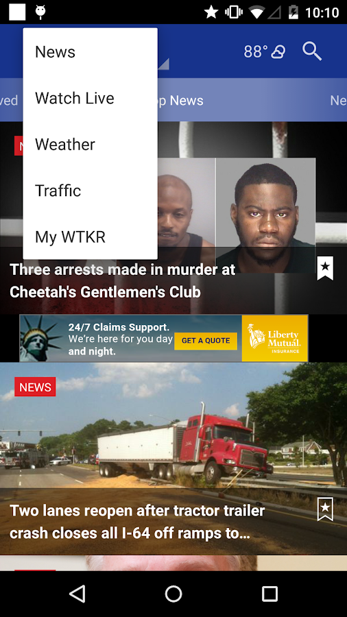 WTKR- screenshot