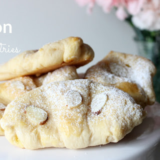 Quick and Simple Lemon Pastries