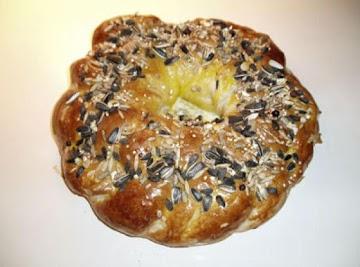 Bird Seed Wreath Recipe