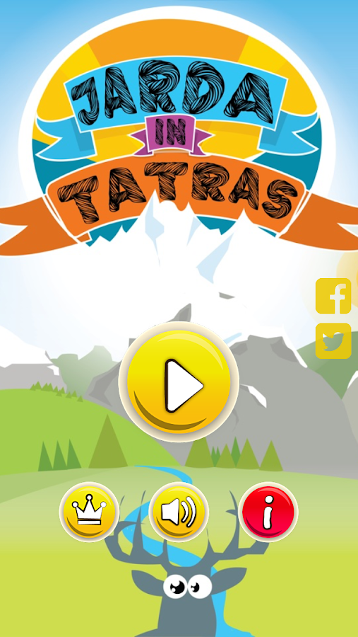 Jarda in Tatras- screenshot