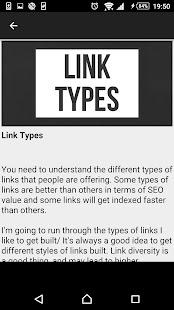 Backlinks Course - náhled