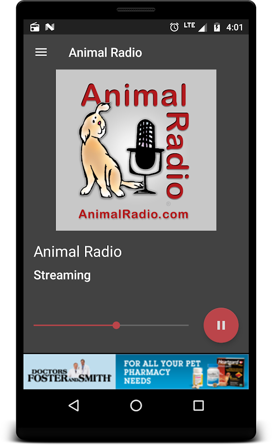 Animal Radio- screenshot