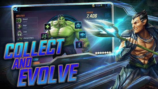 Hack Game MARVEL Strike Force apk free