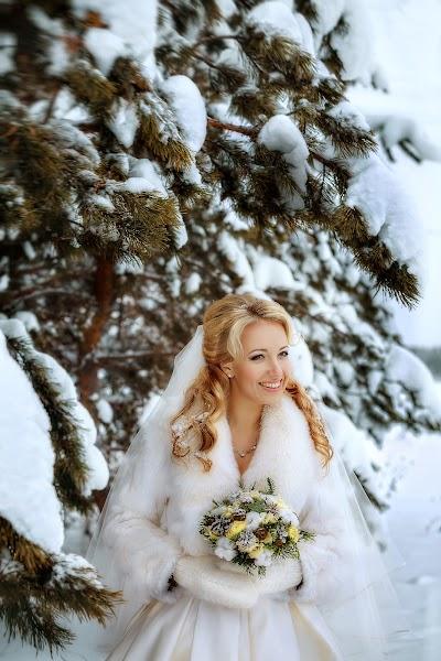 Bryllupsfotograf Lyubov Pyatovskaya (Lubania89). Foto fra 25.01.2016