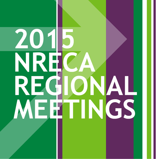 NRECA Regional Meetings 15 生產應用 App LOGO-硬是要APP