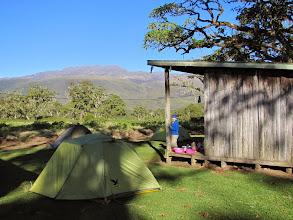 Photo: Mount Kenya from Chogoria Gate