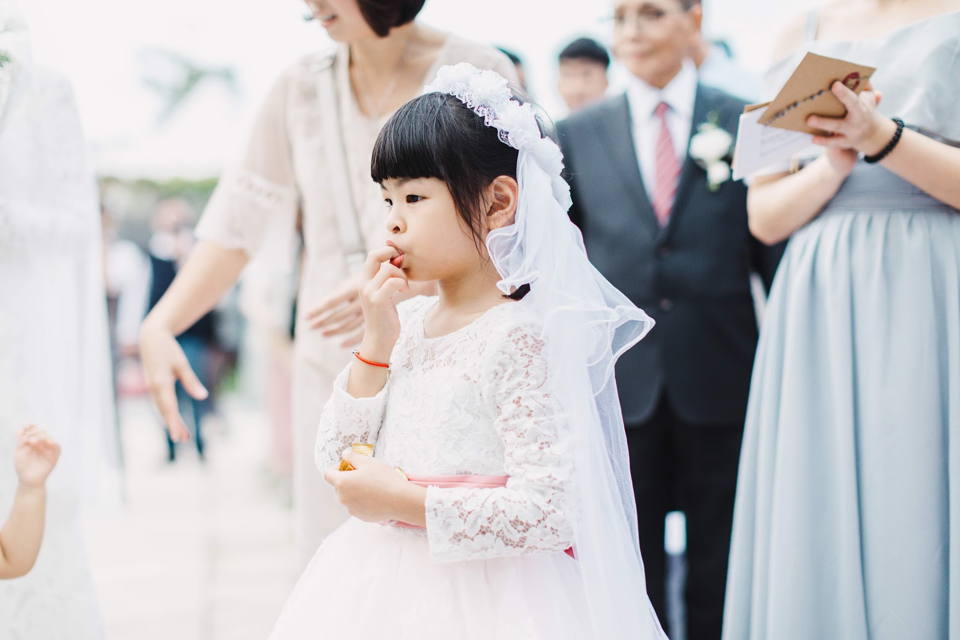 台北集食行樂婚禮-美式婚禮紀錄-戶外證婚