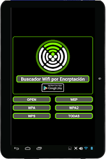 App Wifi Finder by Encryption APK for Windows Phone