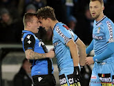 Club Brugge bleef steken op 3-3 tegen Charleroi