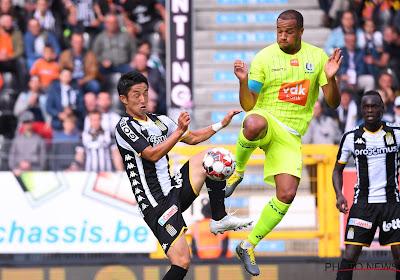 Karim Belhocine legt uit wat hem zo blij maakte na Charleroi - Gent, Buffalo's reageren op laat puntenverlies